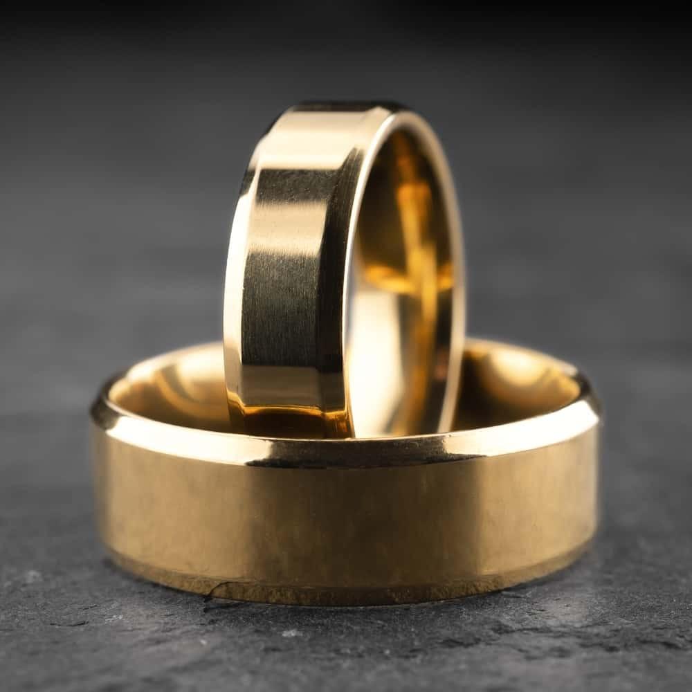 """Vestuviniai žiedai """"Modernūs 10"""""""