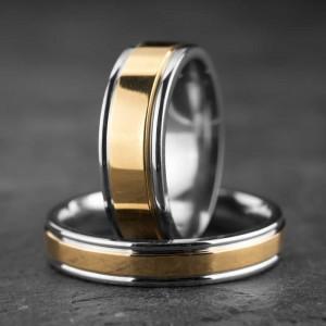 """Vestuviniai žiedai """"Modernūs 13"""""""