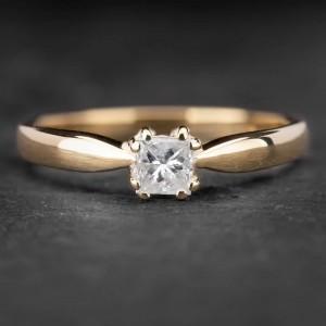 Sužadėtuvių žiedas su...
