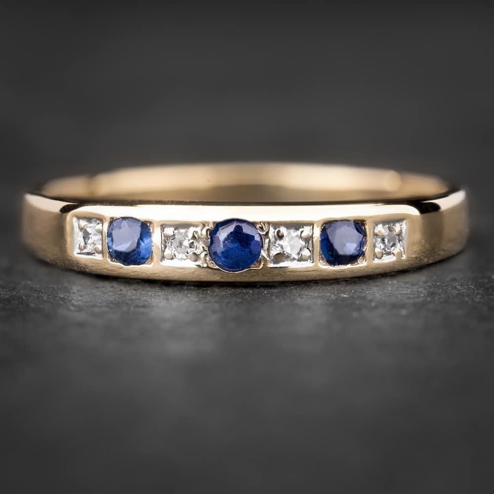 """Auksinis žiedas su Brangakmeniais """"Deimantinė Juostelė 16"""""""