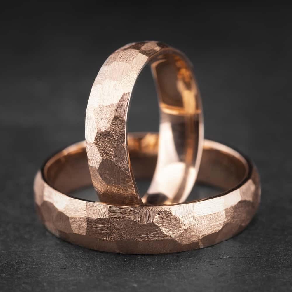 """Vestuviniai žiedai """"Kaltiniai 2"""""""