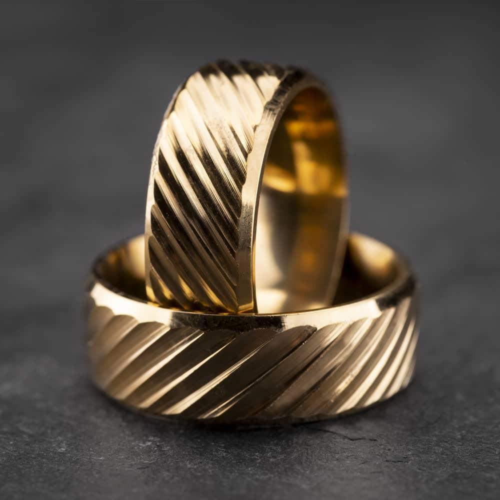 """Vestuviniai žiedai """"Modernūs 16"""""""