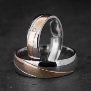 """Vestuviniai žiedai """"Klasika 23"""""""