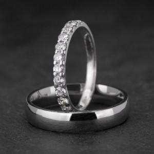 """Vestuviniai žiedai """"Karališki 2"""""""