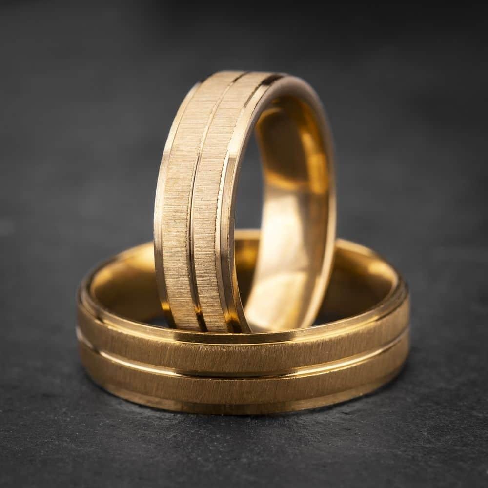 """Vestuviniai žiedai """"Modernūs 21"""""""
