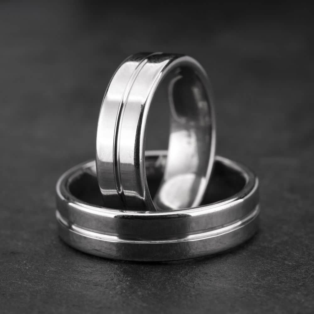 """Vestuviniai žiedai """"Modernūs 17"""""""