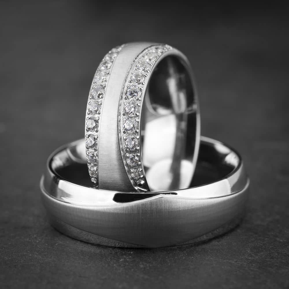 """Vestuviniai žiedai """"Klasika 24"""""""