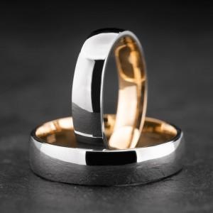 """Vestuviniai žiedai """"Klasika 25"""""""