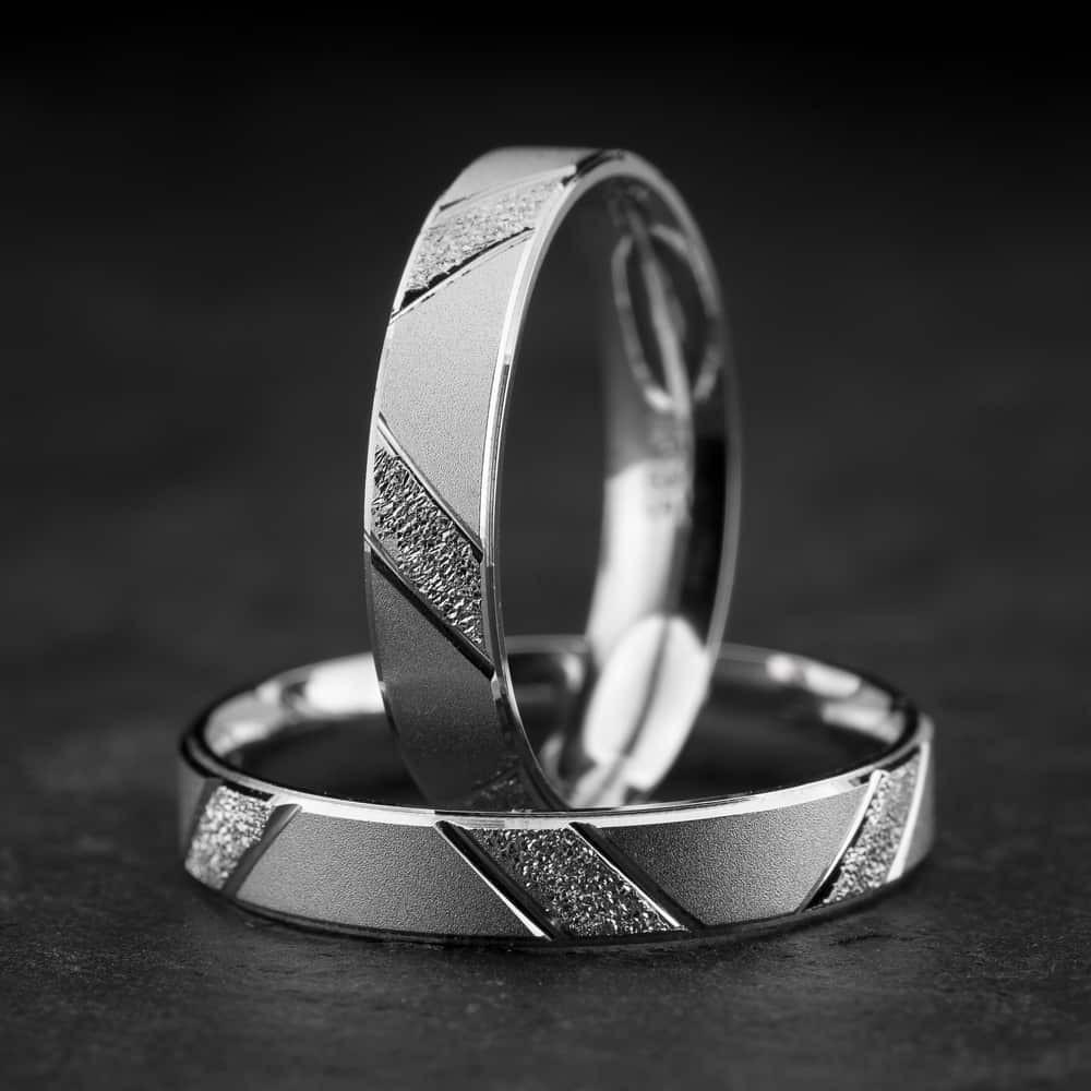 """Vestuviniai žiedai """"Modernūs 22"""""""