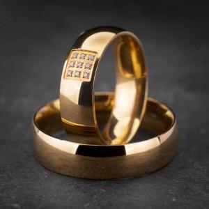 """Vestuviniai žiedai """"Klasika 27"""""""