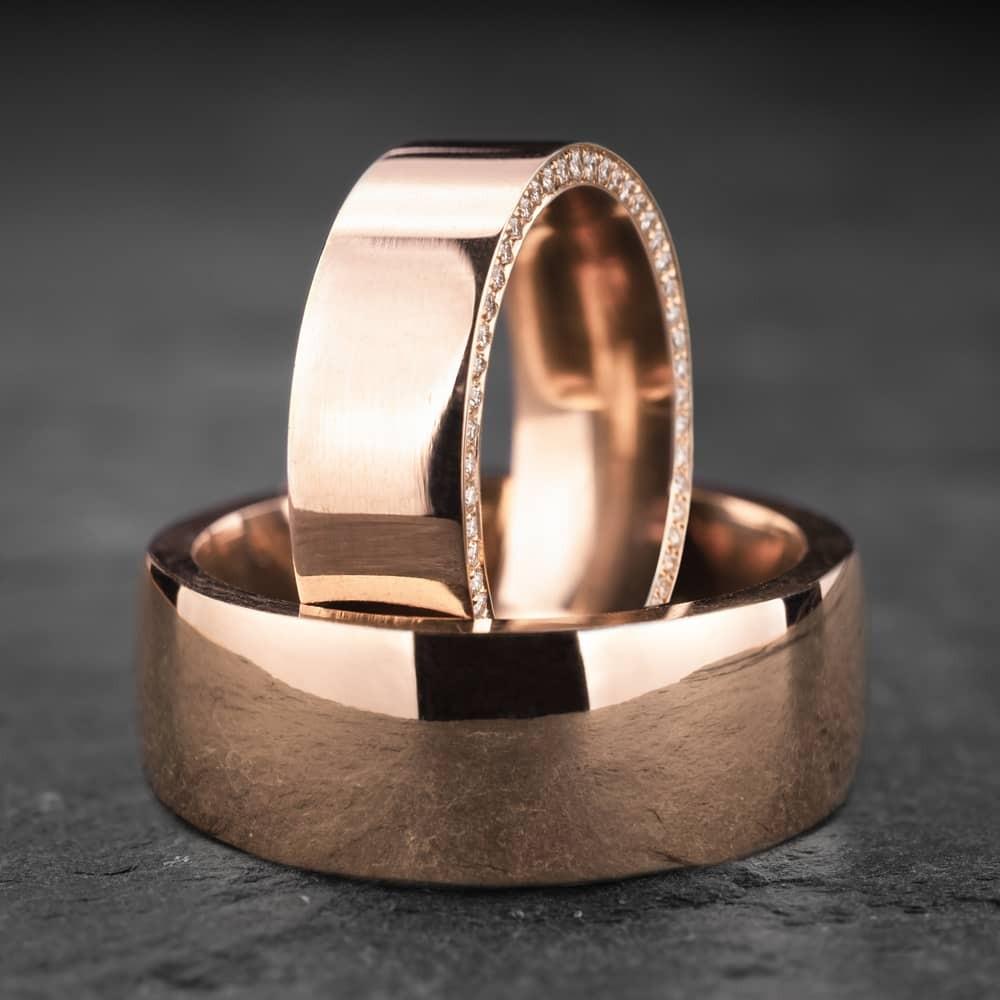 """Vestuviniai žiedai """"Klasika 4-1"""""""