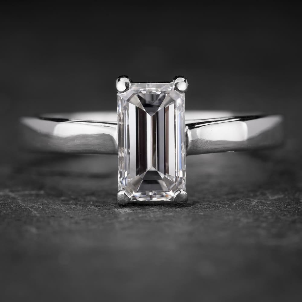 """Sužadėtuvių žiedas su Deimantu """"Enchanting 6"""""""