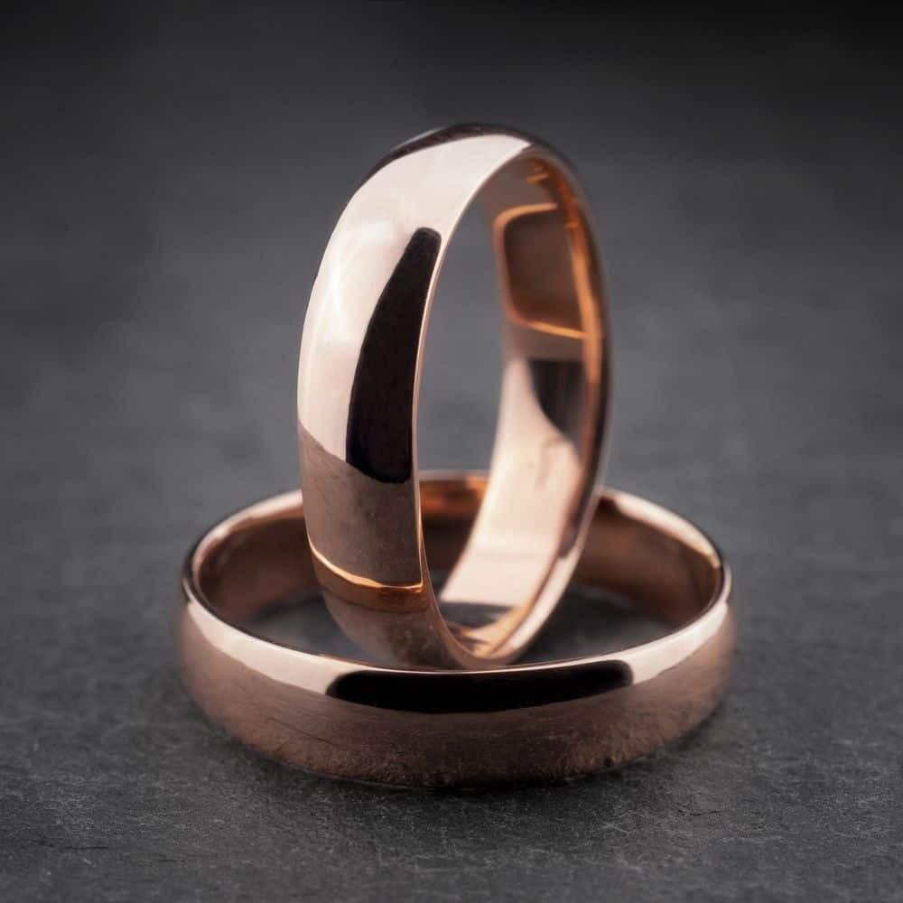 """Vestuviniai žiedai """"Klasika"""""""