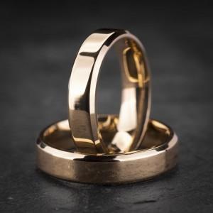 """Vestuviniai žiedai """"Modernūs 10-1"""""""