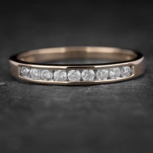 """Auksinis žiedas su Briliantais """"Deimantinė Juostelė 32"""""""