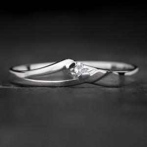 """Sužadėtuvių žiedas su Briliantu """"Fortune 58"""""""