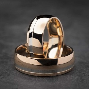 """Vestuviniai žiedai """"Klasika 2"""""""