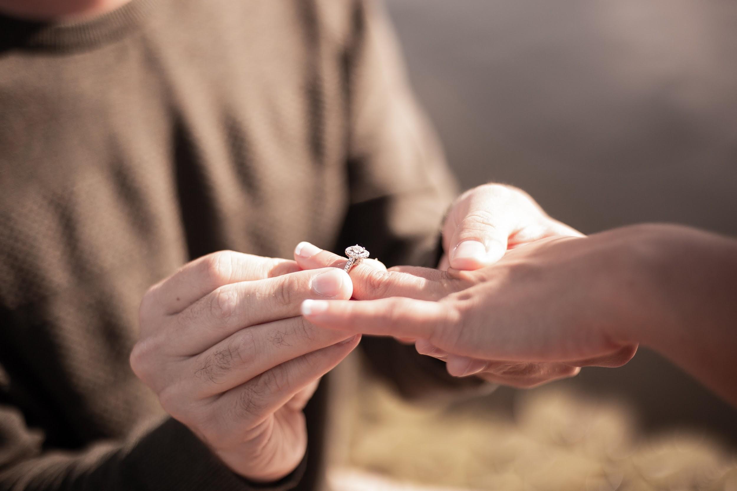 Kaip išsirinkti žiedą